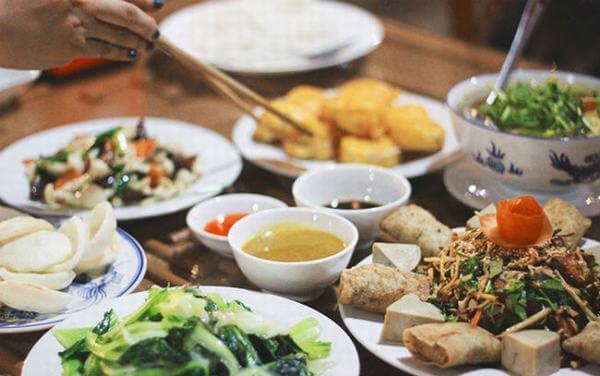 Cơm Chay Cát Tường – Nguyễn Trọng Tuyển