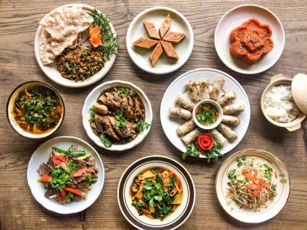 Cơm Chay Liên Khai – Phan Đăng Lưu