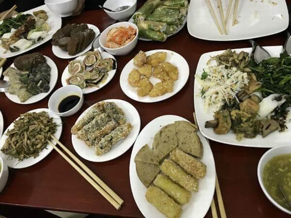 Cơm Chay Thanh Phương – Thích Quảng Đức