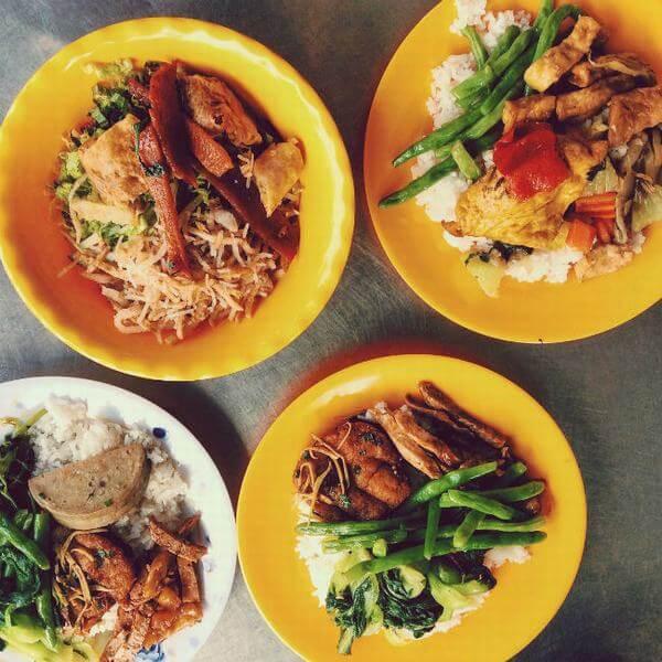 Cơm chay Diệu Y – Nguyễn Trọng Tuyển, Phú Nhuận