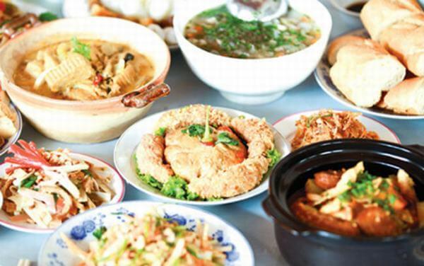 Cơm Chay Phật Hữu Duyên – Văn Thân, P.6, Quận Phú Nhuận