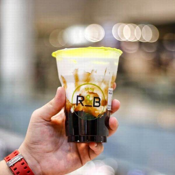 Sữa tươi trân châu đường đen R&B