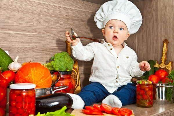Chế độ ăn uống này đảm bảo cung cấp cho bé đầy đủ các dưỡng chất cần thiết