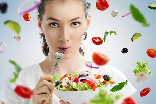Ăn kiêng lành mạnh giúp bạn khỏe và nhanh giảm cân