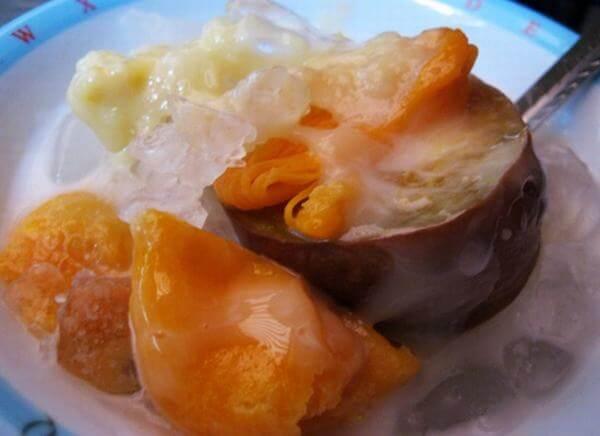 Chè bí Campuchia lạ miệng
