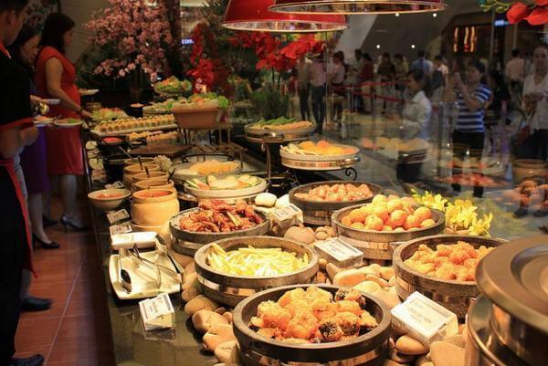 King BBQ Buffet -B1- 11 Vincom Quang Trung, số 190 đường Quang Trung
