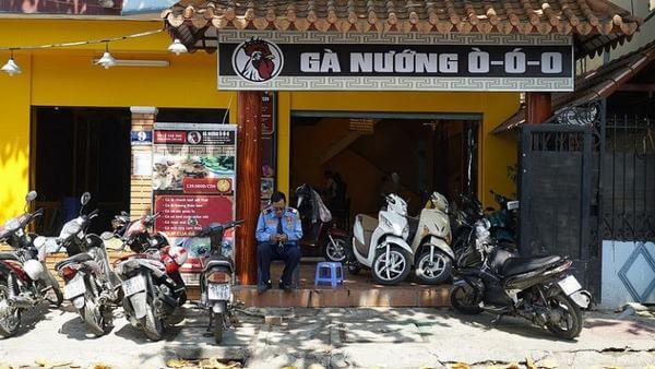 Nhà hàng Gà Nướng Ò Ó O -Quang Trung, phường 10, quận Gò Vấp