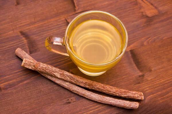 trà cam thảo còn khá phù hợp với nhiều người mong muốn giảm cân
