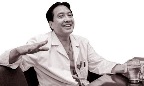 5 bác sĩ khám chữa đau dạ dày giỏi tại Hà Nội