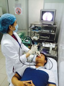 Phương pháp nội soi dạ dày qua đường mũi không đau, an toàn