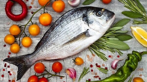 Những món ăn từ hải sản đều bổ sung máu hiệu quả