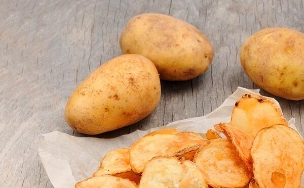 Khoai tây - ăn gì bổ sung máu cho bà bầu