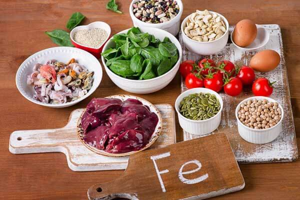 Ăn gì bổ máu – 23 loại thực phẩm bổ sung máu nhanh nhất