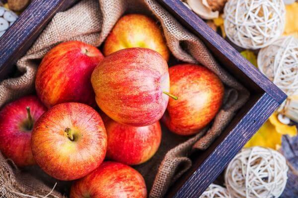 Ăn táo - Ăn gì tốt cho gan thận, gan nhiễm mỡ và dạ dày nhất