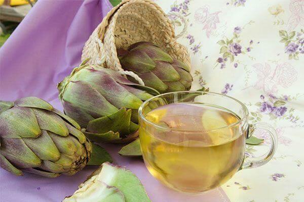 Atiso - Ăn gì tốt cho gan thận, gan nhiễm mỡ và dạ dày nhất