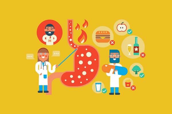 Cách điều trịbệnh - Bị trào ngược dạ dày là gì, nguyên nhân và triệu chứng bệnh