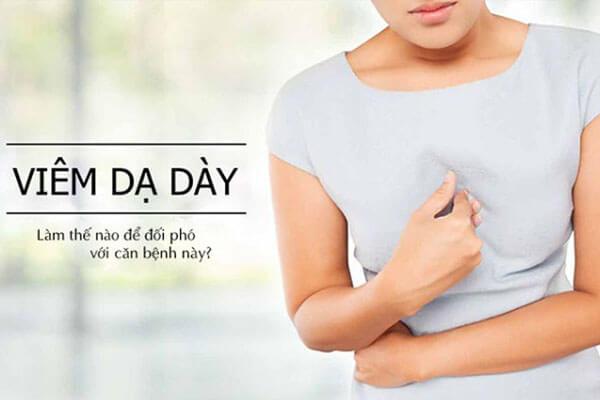 Bệnh viêm dạ dày – Những biểu hiện, triệu chứng và cách điều trị