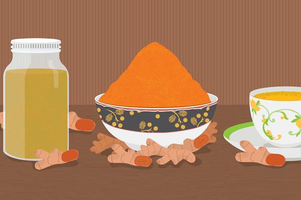 Bệnh viêm hang vị dạ dày xung huyết nên ăn bột nghệ