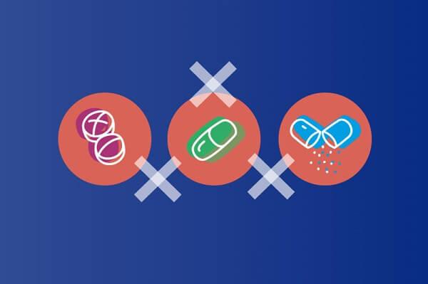 Sử dụng các thuốc kháng sinh quá liều
