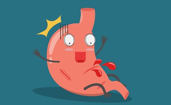 Xuất huyết dạ dày - Các bệnh về dạ dày nguy hiểm thường gặp, bệnh lý về đường ruột