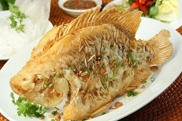 Các món cá đãi tiệc - 20 món ngon làm từ cá đơn giản dễ chế biến