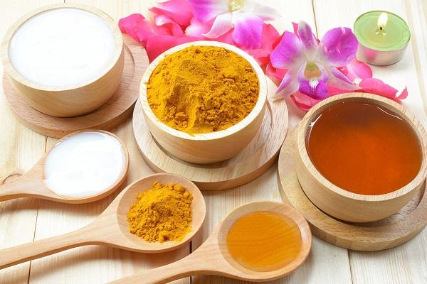 Cách chữa đau dạ dày dân gian bằng nghệ và mật ong