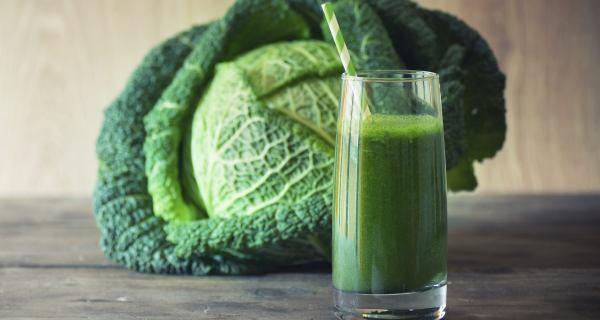 Cách chữa đau dạ dày dân gian dùng nước ép bắp cải