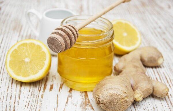 Gừng ngâm mật ong - Cách chữa trào ngược dạ dày bằng gừng đơn giản