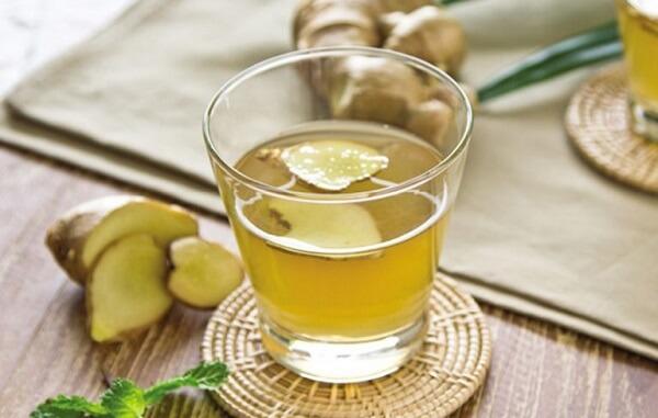 Cách chữa bệnh trào ngược dạ dày bằng trà gừng