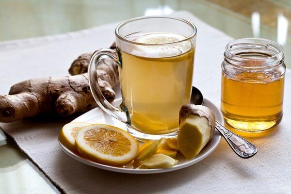 Cách chữa đau dạ dày tức thời với trà gừng