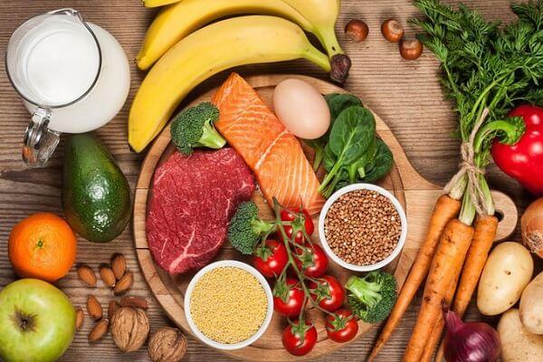Chế độ ăn uống giúp chữa trị bệnh rối loạn tiền đình não.