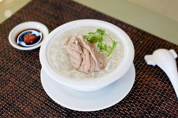 Các món ăn từ óc lợn (óc heo) hỗ trợđiều trị rối loạn tiền đình