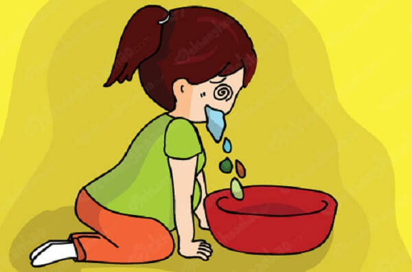Cách giảm buồn nôn khi mang thai, khi nghén cho bà bầu