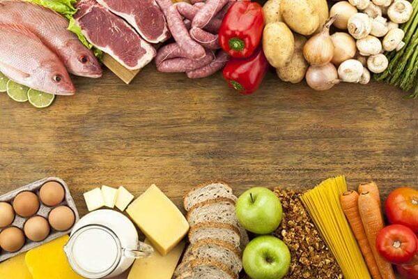 Chế độ ăn hợp lý cũng có thể giúp giảm chứng đau dạ dày