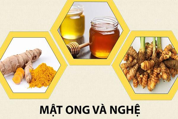 Cách làm nghệ mật ong chữa đau dạ dày - Dạng viên & ngâm mật ong