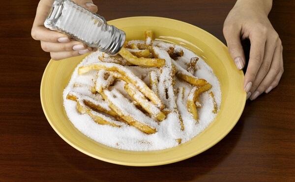 Thay đổi nếp sống ăn mặn -thực phẩm ngăn ngừa ung thư dạ dày