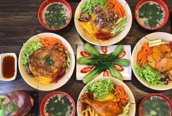 Các món ăn giúp kích thích vị giác
