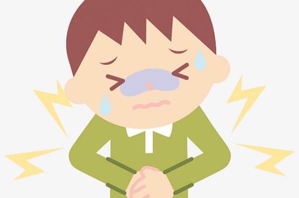 Đau bụng trên rốn nhói từng cơn là triệu chứng của bệnh gì ?