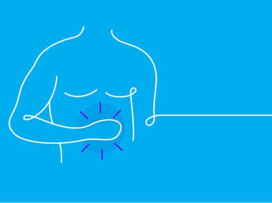 Đau bụng trên rốn (đau thượng vị) là biểu hiện của bệnh gì?