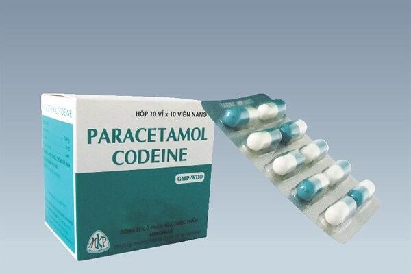 Bị đau dạ dày có uống được thuốc giảm đau Paracetamol không?