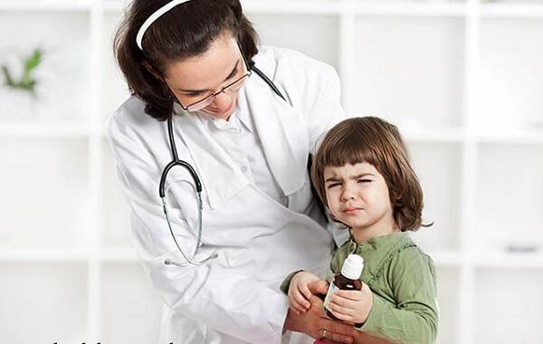 Điều trị đau dạ dày ở trẻ em bằng tây y
