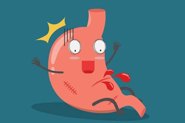 Dấu hiệu xuất huyết dạ dày, xuất huyết bao tử nguy hiểm không?