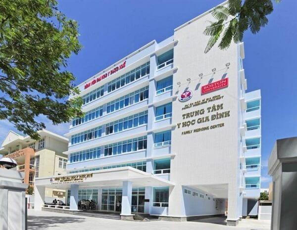 Trung tâm Y học gia đình của Bệnh viện Đại học Y dược Huế