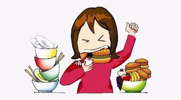 Không nên ăn đồ ăn quá nhiều dầu mỡ - Đi ngoài ra máu tươi nhưng không đau