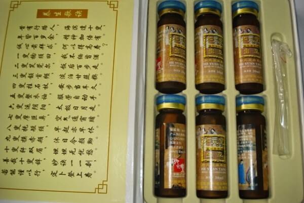 Vậy đông trùng hạ thảo Trung Quốc dạng nước uống có tốt không?