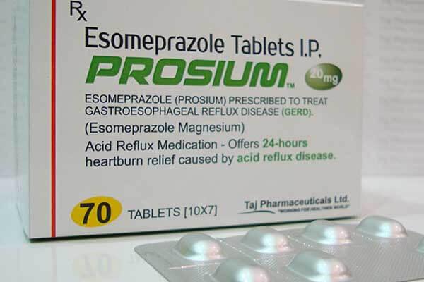 Giá thuốc esomeprazole 40mg 20mg - Tác dụng của thuốc esomeprazole, liều lượng dùng