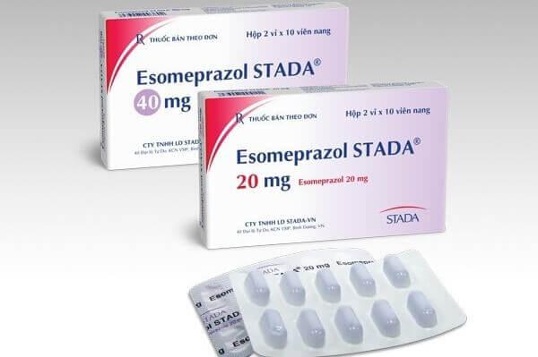 Cách dùng thuốc esomeprazole như thế nào là đúng và hiệu quả?