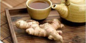 Dùng trà gừng giúp giảm đau dạ dày nhanh chóng trong thời gian ngắn