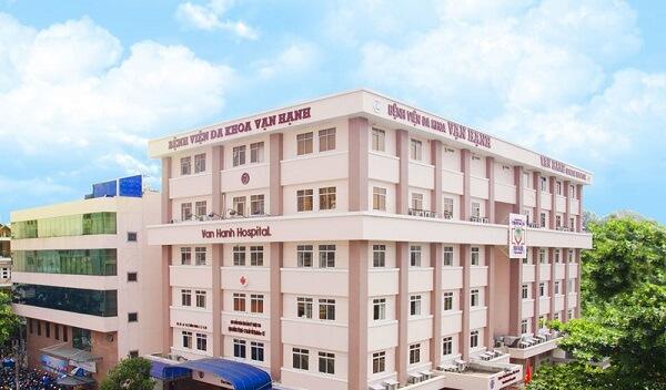 Khám chuyên khoa tiêu hóa ở Bệnh viện đa khoa Vạn Hạnh