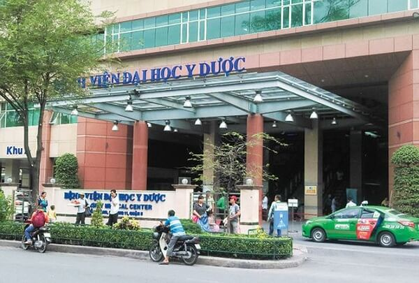 Khoa tiêu hoá bệnh viện Đại học Y Dược TPHCM